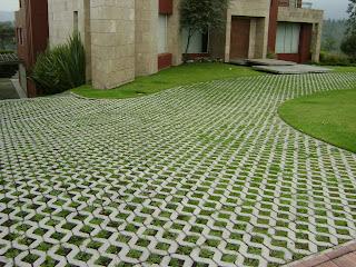 Rok d julio 2008 for Pavimentos ecologicos para exteriores