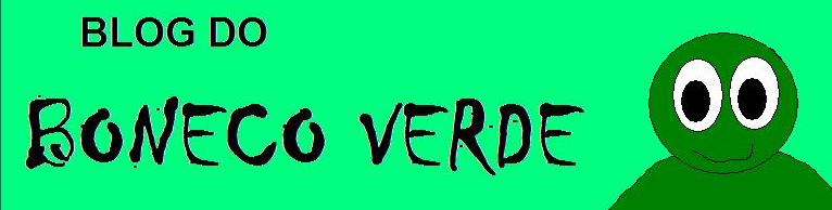 O Boneco Verde