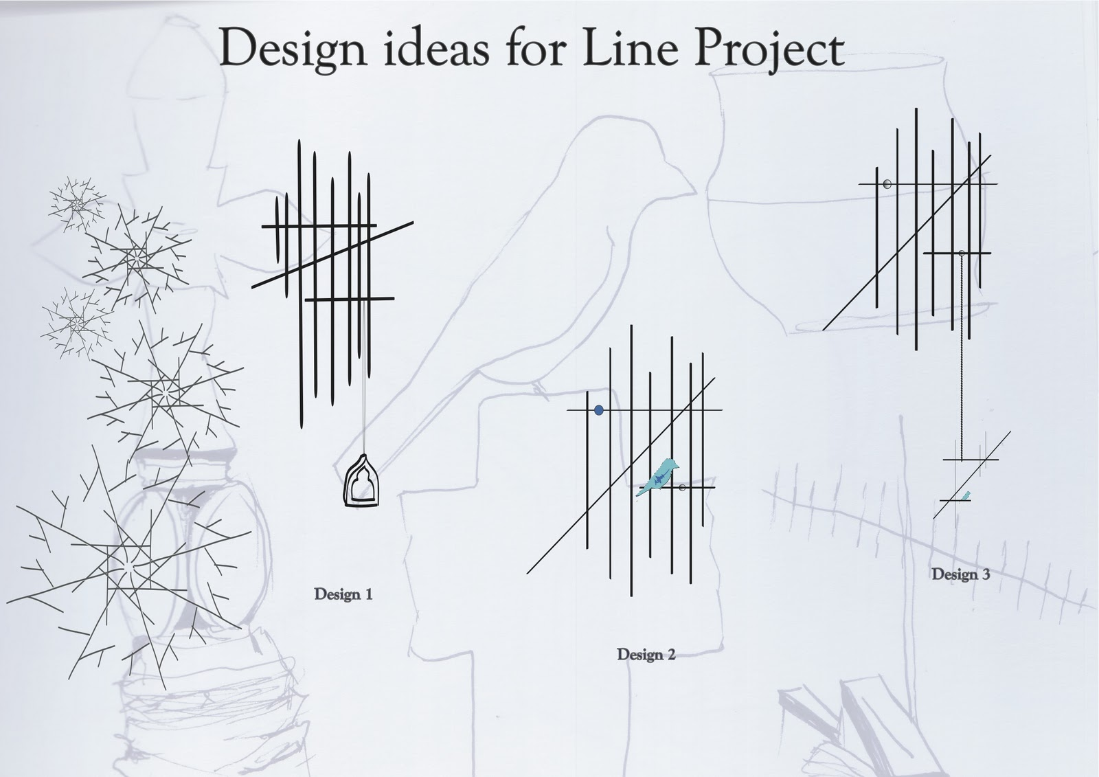 Line Design Project : Computer aided design week is finito even the
