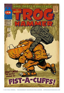 trogHammer by Paul Conrad; click through to visit his site!