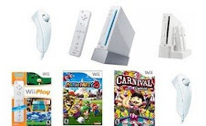 Nintendo Wii Ultimate Bundle - With 40 Great Games