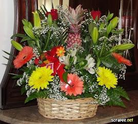 Flores para os amigos