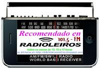 Icono de Recomendacións en Radioleiros