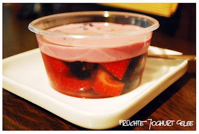 früchte-joghurt gelee