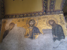 Mosaics, Ayasophia Church