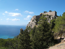 Monolithos castle
