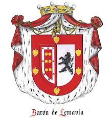 Escudo de la Casa de Lamela