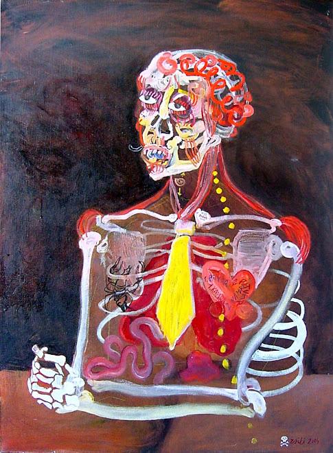 orvosi anatómia v elegánsan és vidáman vár a halál