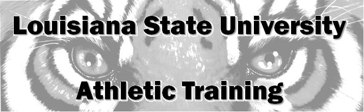 Louisiana State University Athletic Training