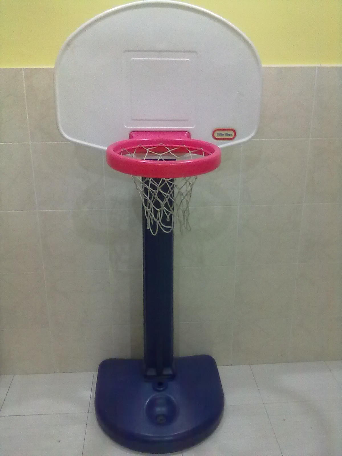 MyBundleToys: Little Tikes Basketball Hoop