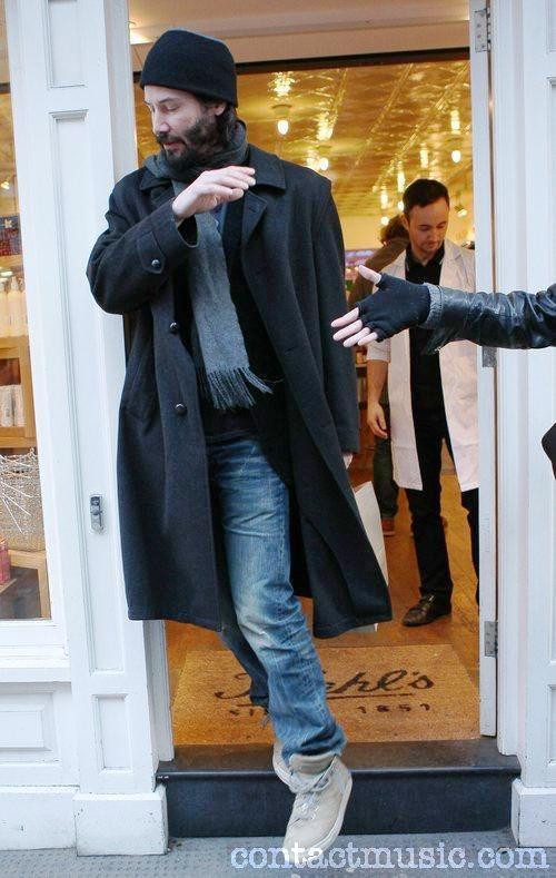 Keanu Reeves Privat