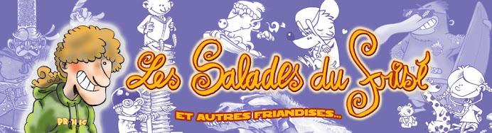 les salades du frisé