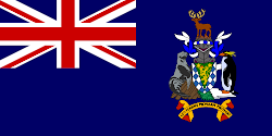 The South Georgia Flag