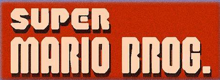 Super Mario Brog.