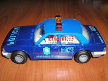 AUTO POLICIA CAP.FED. EUROSTIL.