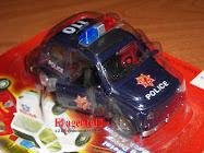 FIAT 500 POLICE.