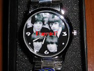 THE BEATLES , RELOJ PULSERA.