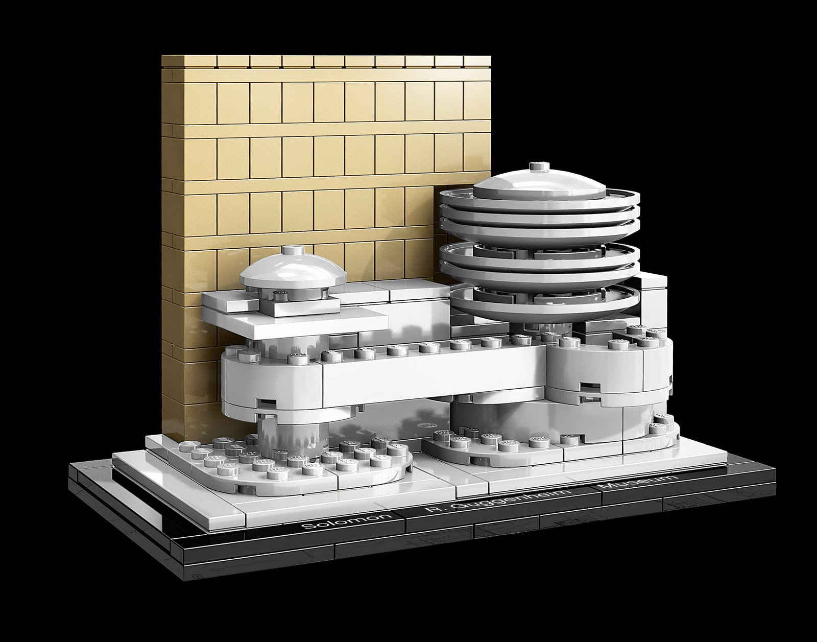 Lego architecture for Architecture frank lloyd wright