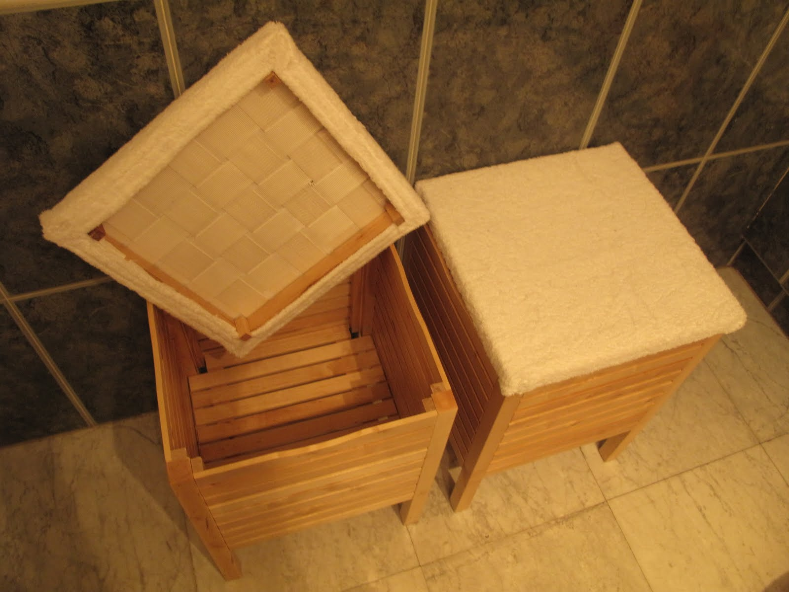 Venta de muebles en madrid cestas para la ropa sucia - Cesta ropa sucia ...