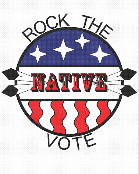 Rock The Native Vote