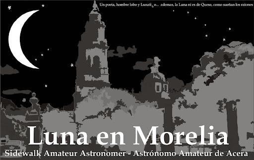 Luna en Morelia