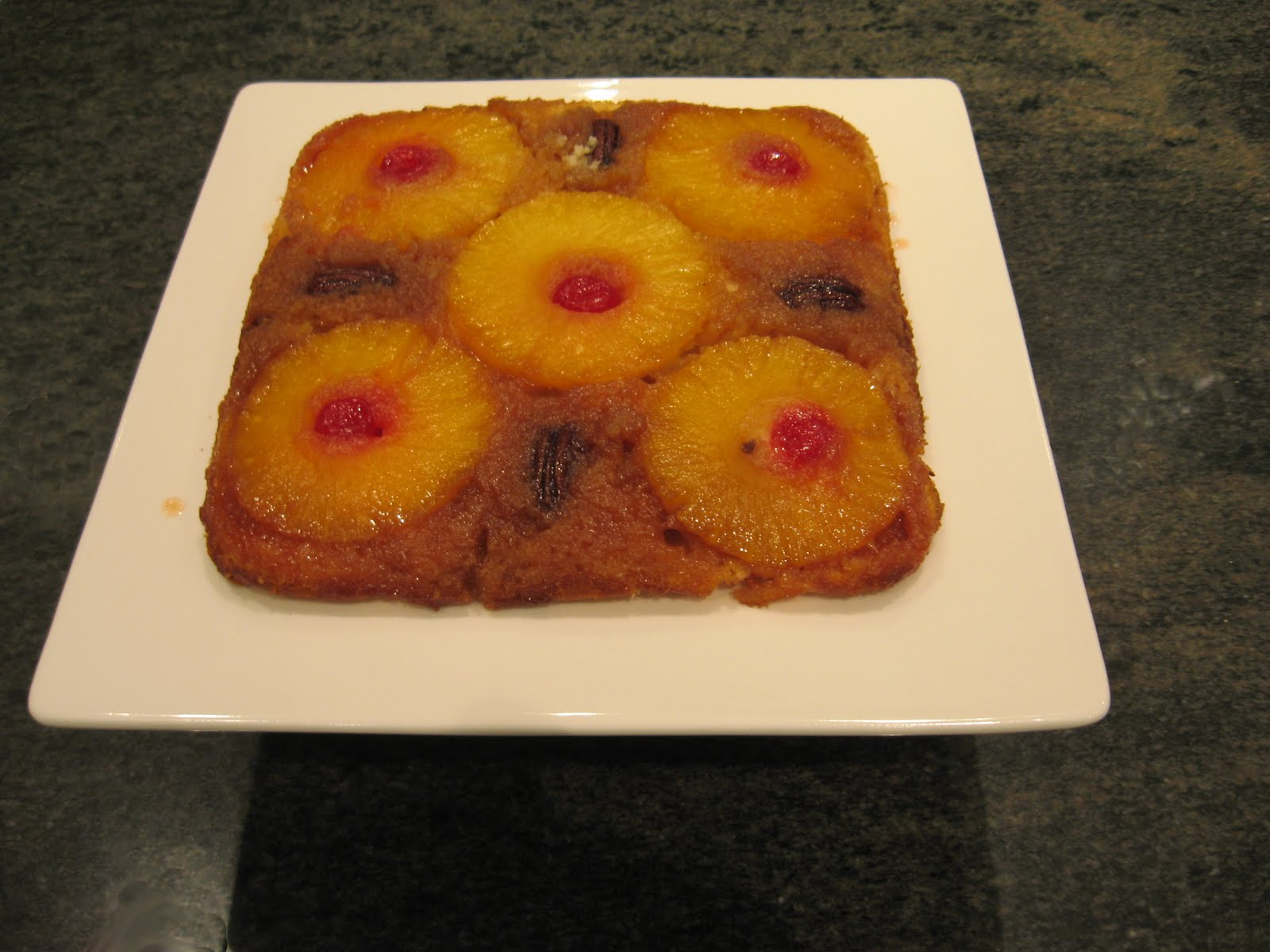 Old Fashioned Pineapple Upside-Down Cake Recipe