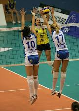 FOTO: Liga Campionilor (feminin, grupa A)