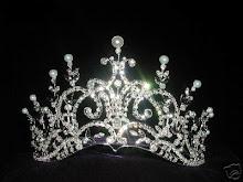 La corona que merese una ganadora
