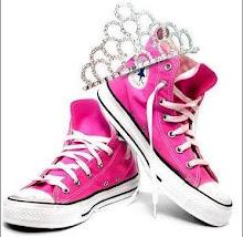 Una princesa deve usar sapatillas de princessa