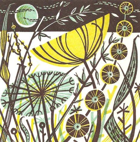 BlanketStitch INSPIRATION Angie Lewin