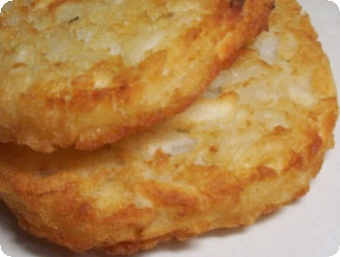 Hash Browns – easy peasy!