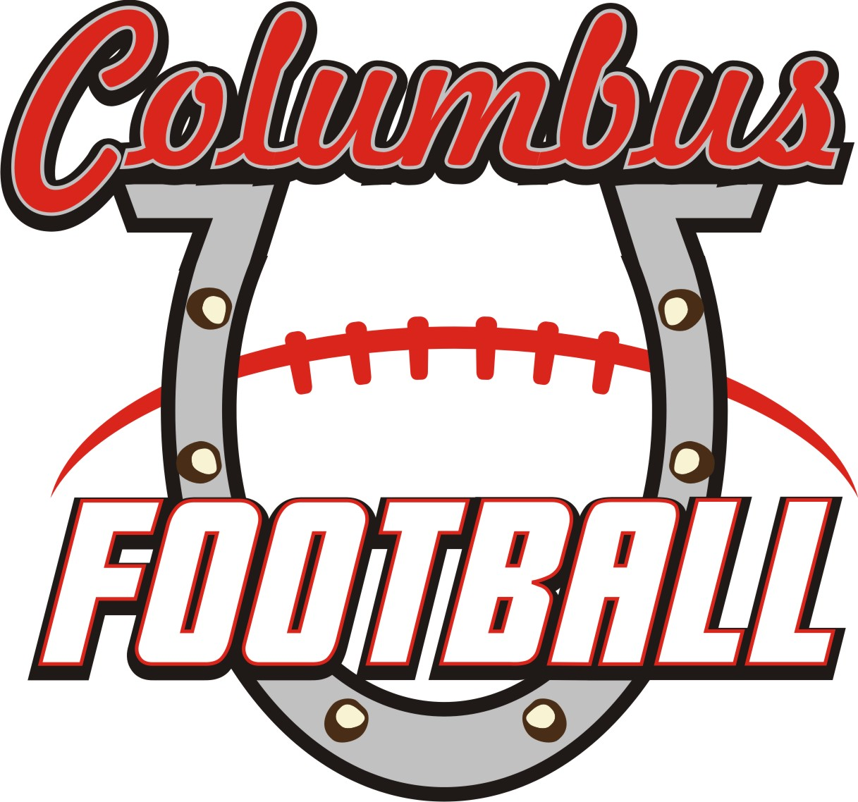 columbus football logo