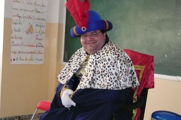 CARTERO REAL DIA 31/12/2006