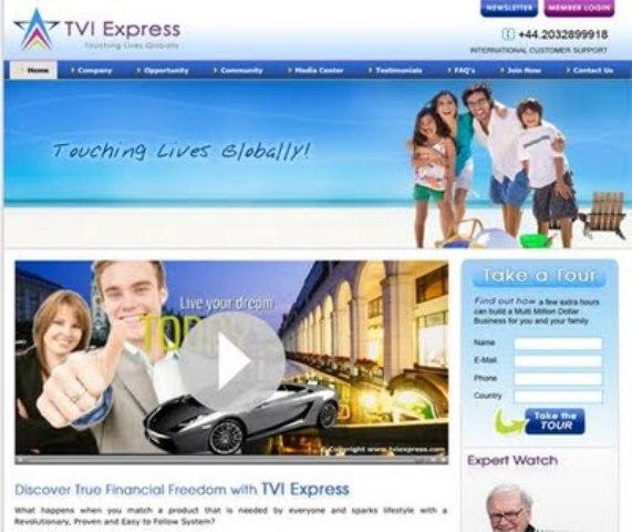 Tvi express multinivel formaci n como accedo a mi for Mi oficina virtual