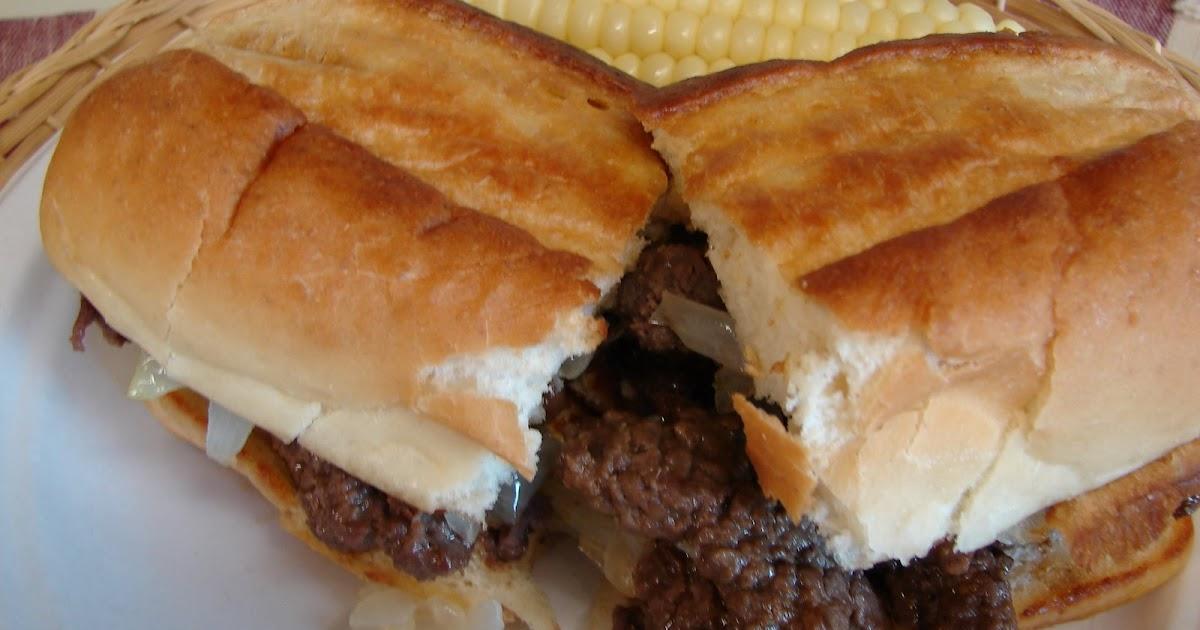 Meg's Cooking Corner: Marlboro Man Sandwich