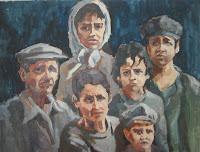 pintor español (malagueño) Rafael Guzmán Maza