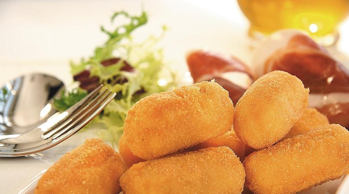 Curso cocina cepa las palmas receta de croquetas - Curso de cocina las palmas ...