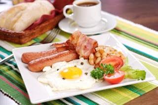 sarapan padin