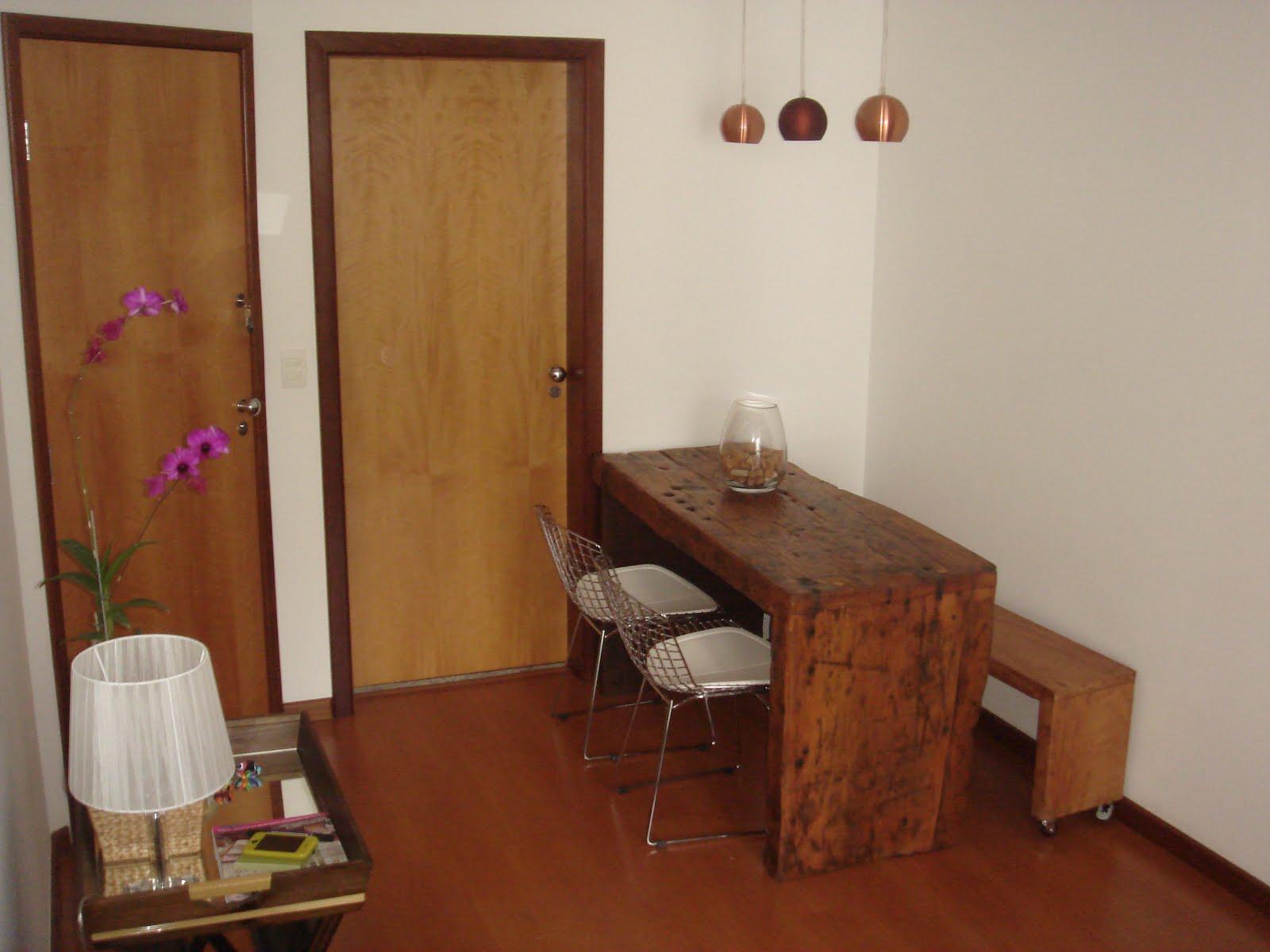 em Madeira: Projeto Personalizado Mesa de Jantar e Banco de Cedro #6E391F 1600x1200