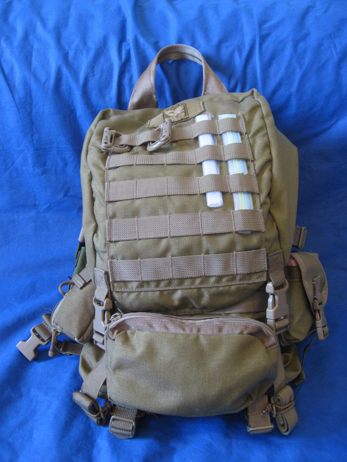 One Guy's Gear: Everyday MOLLE: Tactical Diaper Bag