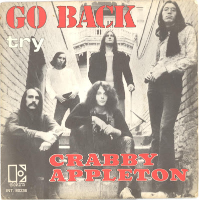 Crabby Appleton - Go Back - Try