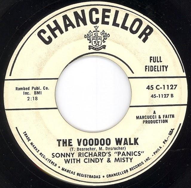 Sonny Richards Panics With Cindy Misty The Voodoo Walk Skinnie Minnie Olive Oil
