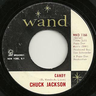 Chuck Jackson - Candy