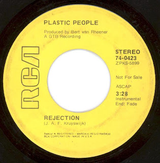 Plastic People - Rejection