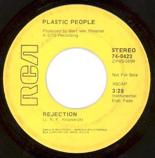 Plastic People - Rejection