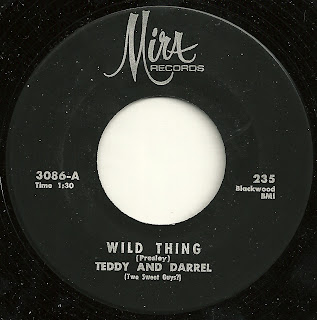 Teddy And Darrel - Wild Thing