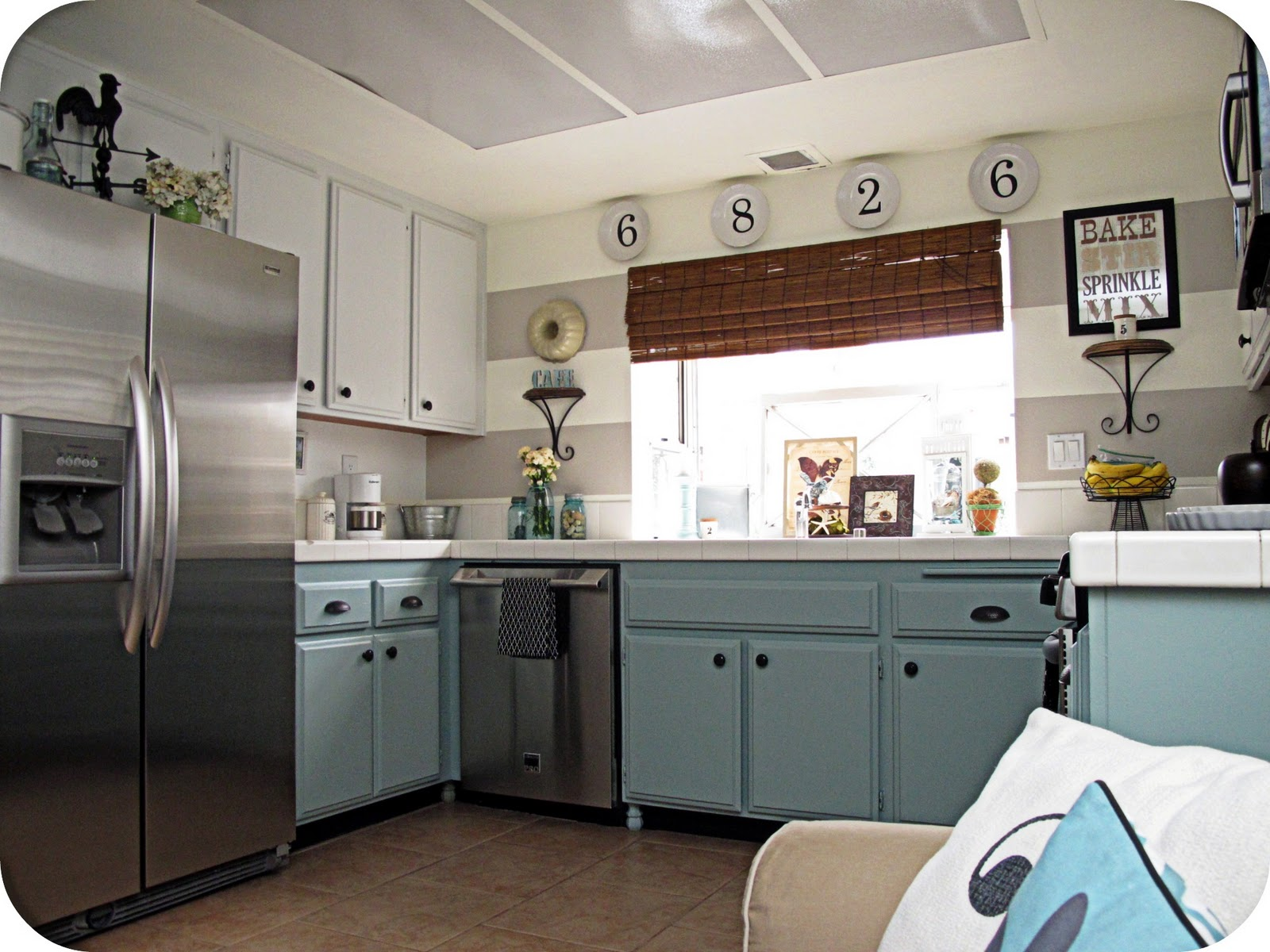 Style Feature Saay and Favorites!!   Perfectly Imperfect™ Blog on retro countertops, inspiration design, retro bathroom, retro photography, retro star designs, retro room designs, retro garage designs, retro living room, retro doors, retro remodeled kitchens,