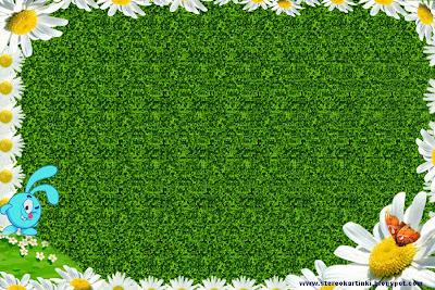 Stereogram - Puzzle - Labyrinth. Smesharik Кrosh