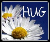 If anyone needs a HUG, feel free to take this one!