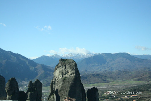 Meteora in December light V